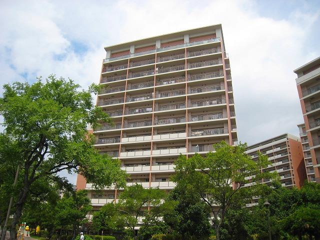 マンション 西宮浜 西宮マリナパークシティ・桜のまち5番館
